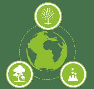 Verantwortungsvoller Umgang mit unserer Umwelt durch den Einsatz gebrauchter Netzwerk Hardware | Green IT Solution