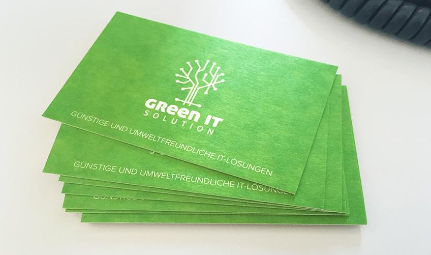 die Green IT Solution GmbH stellt sich vor
