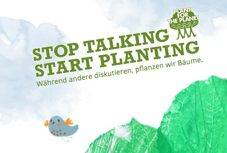 Plant for the Planet hat nun eine Kooperation mit der Green IT Solution GmbH