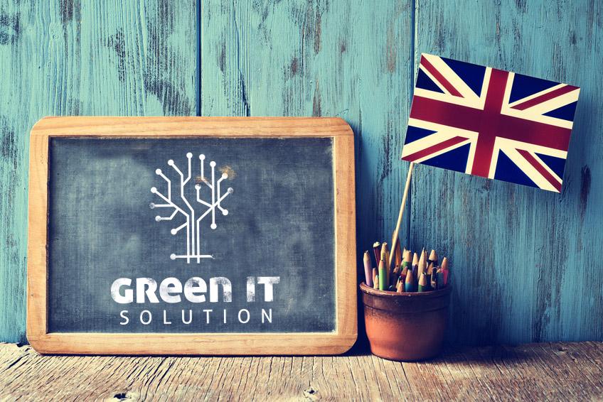 Green IT Solution ist un auf Englisch verfügbar