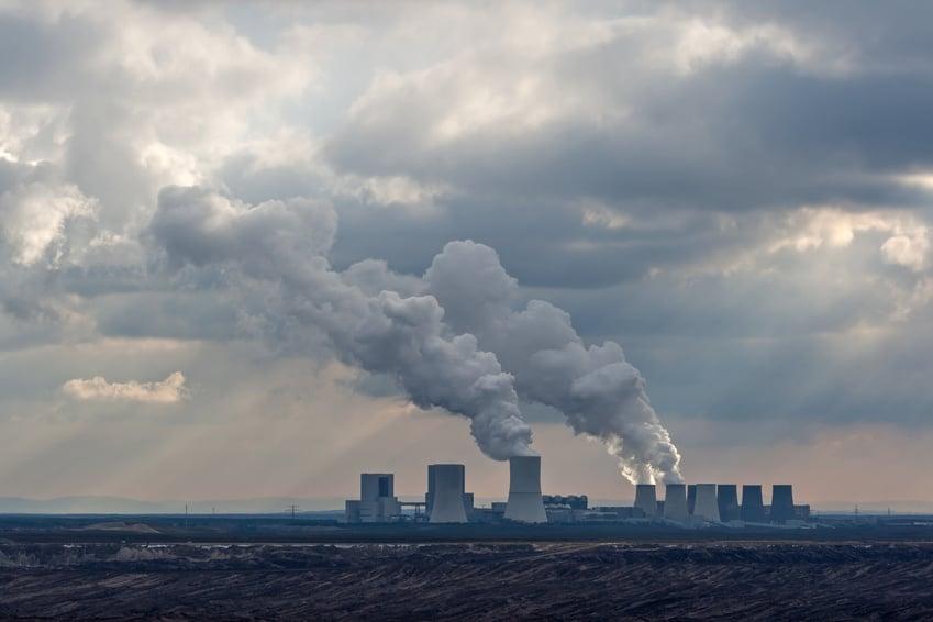 Unsere Gesellschaft produziert immer mehr Treibhausgas.