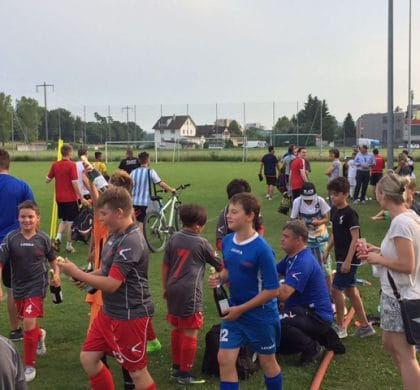 Green IT Solution gratuliert FC Regensdorf zur Meisterschaft