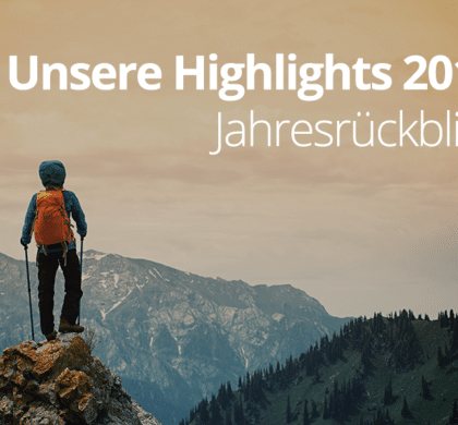 Unsere Highlights 2017