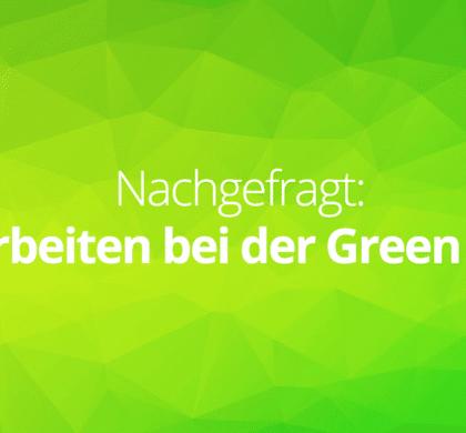 Mitarbeit bei der Green IT Solution? Unser Team verrät warum …