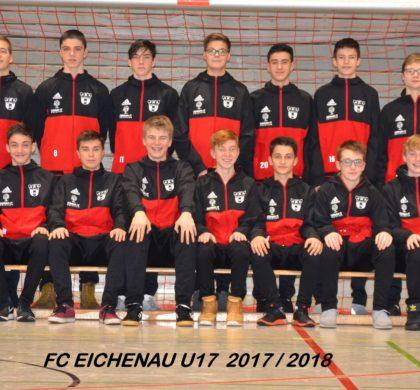 FC Eichenau in neuen Anzügen