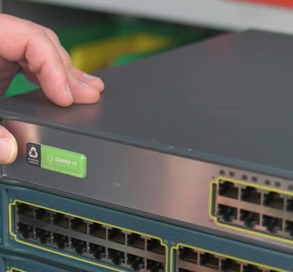 Green IT Solution Gebrauchte IT Hardware