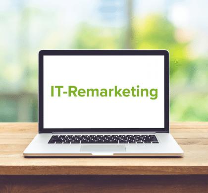 IT-Remarketing mit der Green IT Solution