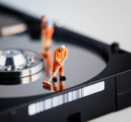 Warum Datenlöschung ein komplexes Unterfangen ist