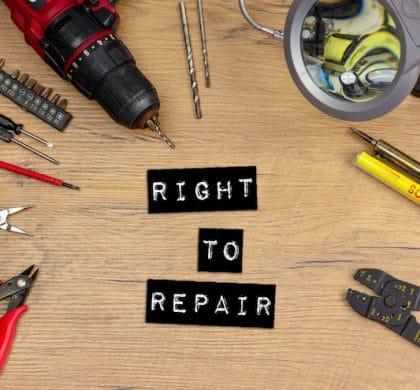 Das Recht auf Reparatur rückt näher