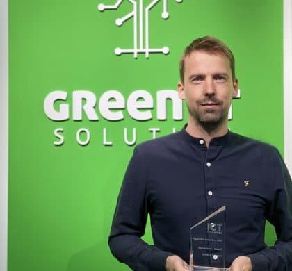 Green IT Solution ist ICT Channel Hersteller des Jahres