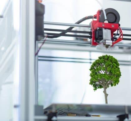3D-Druck nachhaltig